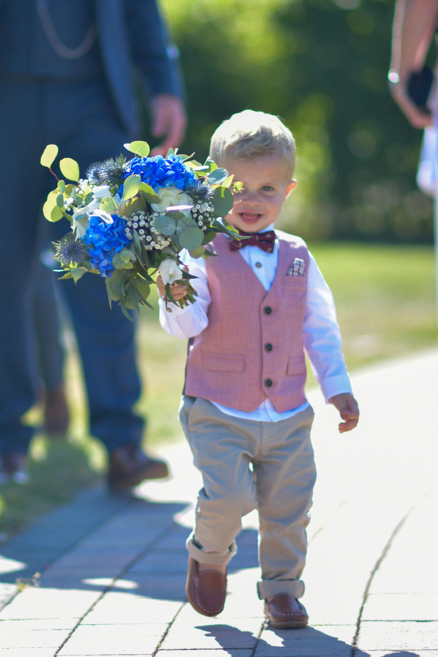 Wedding Photo at Wootton Park