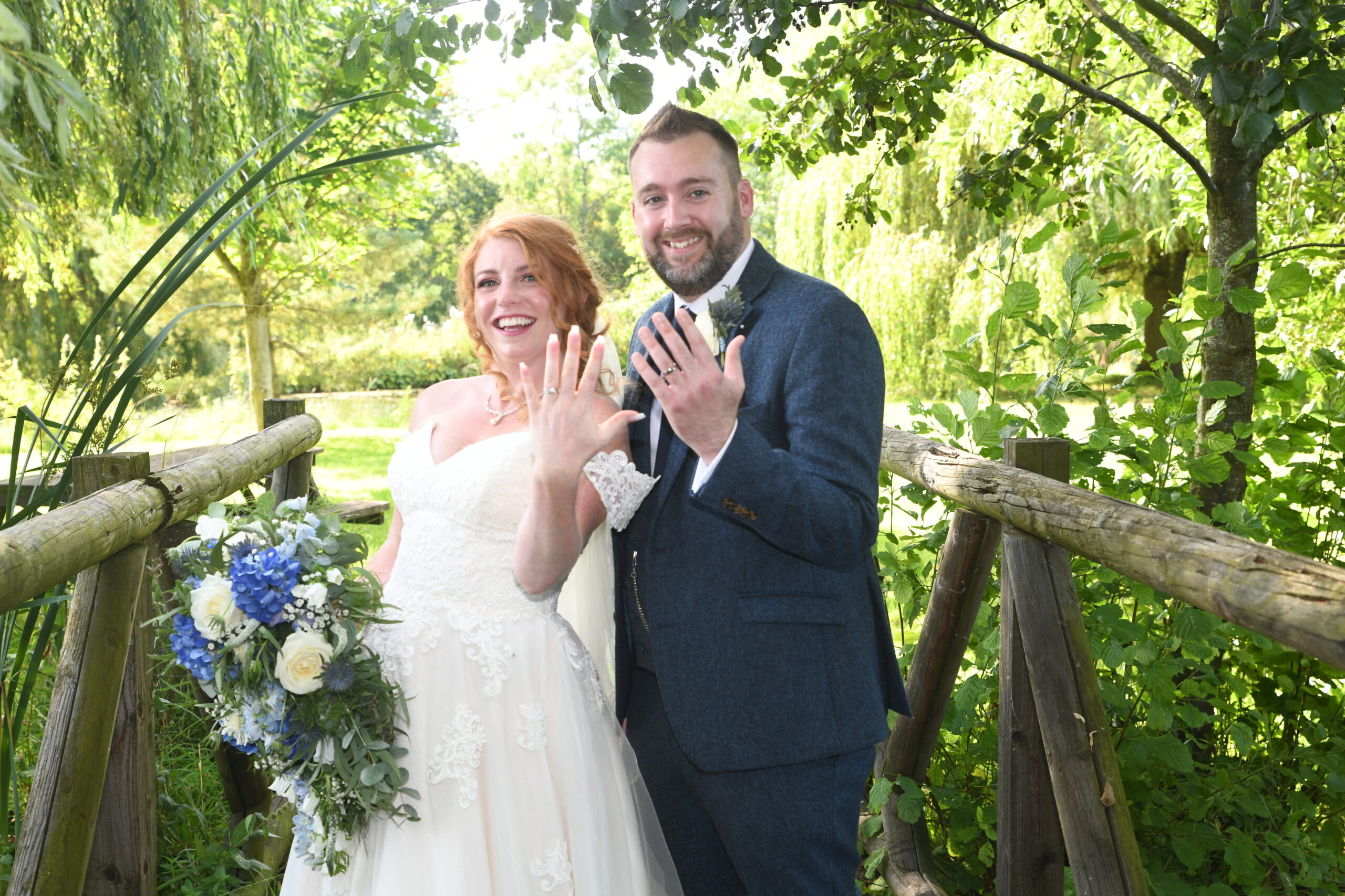 Getting Married at Wootton Park