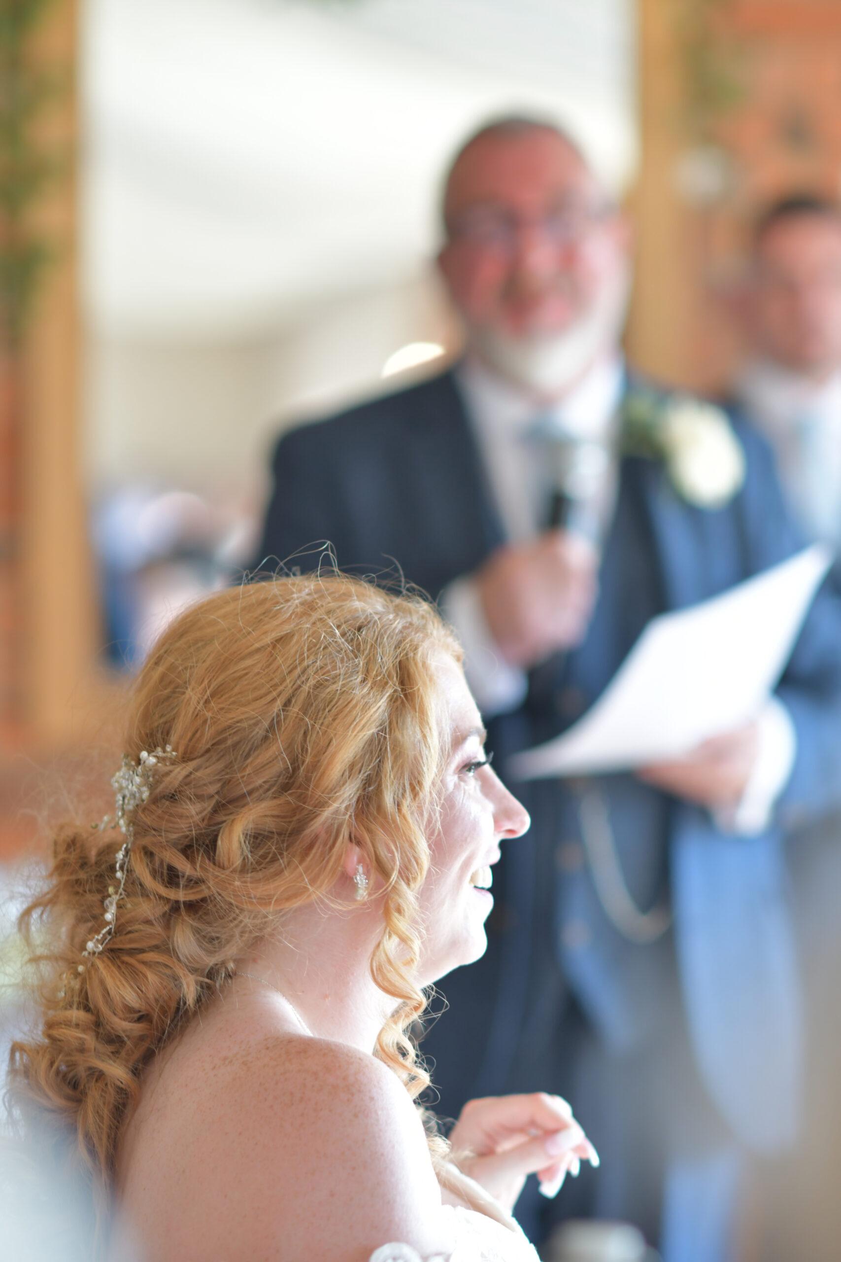 Wedding Photography Wedding Reception at Wootton Park